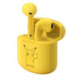 漫步者(Edifier) Lollipods 双耳真无线蓝牙耳机 运动防水半入耳式耳塞(皮卡丘版)