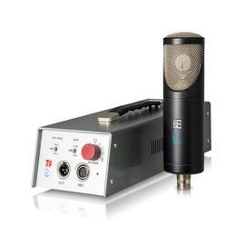 sE ELECTRONICS RNT 专业录音电子管麦克风 大振膜主播直播K歌话筒