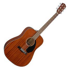 芬达(Fender) CD-60S Dread 41寸单板民谣木吉他(全桃花芯木自然色)
