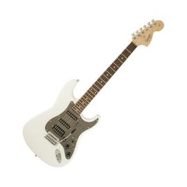 芬达(Fender) Squier Affinity Strat 单单双 初学入门电吉他 (白色)