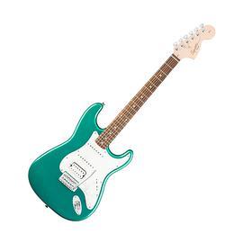 芬达(Fender) Squier Affinity Strat 单单双 初学入门电吉他 (绿色)