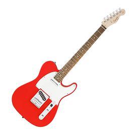 芬达(Fender) Squier Affinity Tele 复古单 初学入门电吉他 (红色)