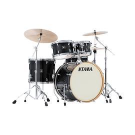 TAMA 超级星CL52KRS 专业练习演奏架子鼓  5鼓不带镲片(黑色渐色)