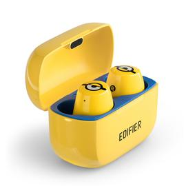 漫步者(Edifier) W3 小黄人 迷你真无线蓝牙耳机 运动防水入耳式便携耳塞