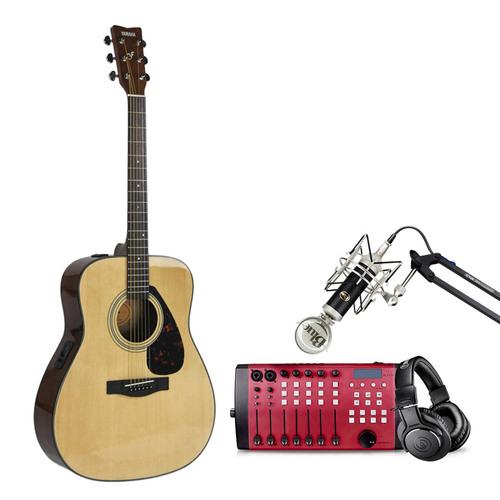 挑战千曲 网K吉他套装