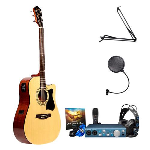 吉他之旅 录音吉他套装