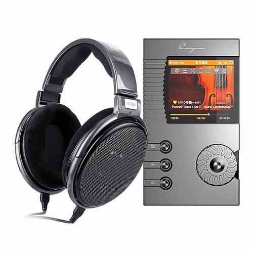 森海塞尔HD650发烧级头戴耳机搭配斯巴克N5 HIFI发烧MP3 音乐欣赏HIFI听歌套装