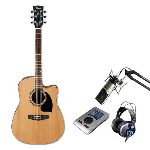 网K吉他录音套装