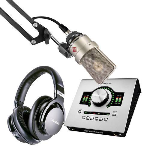 阿波罗Apollo Twin声卡搭配纽曼TLM 103麦克风  高品质录音套装