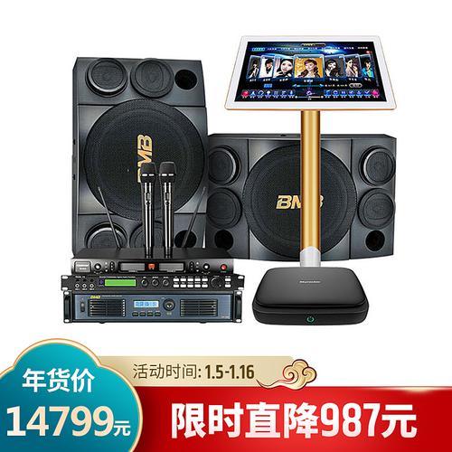 BMB DAP-5000 功放搭配BMB CSE310音箱 KTV套装
