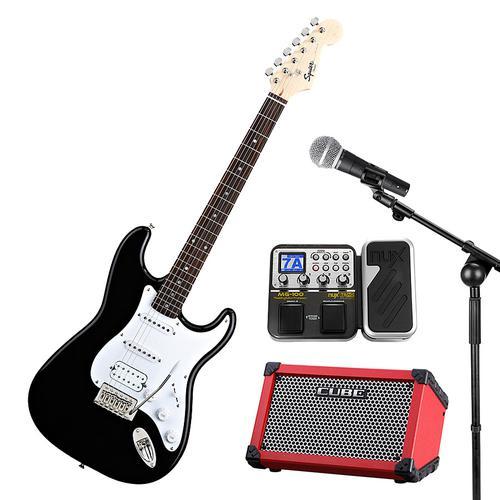 斯奎尔031-0005-506电吉他搭配罗兰CUBE-STREET音箱 电吉他演出套装