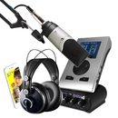 RMEBabyface Pro搭配森海塞尔MK4 手机K歌套装