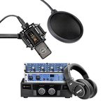 RME UCX声卡搭配莱维特LCT940麦克风 网K套装