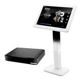 视易K70点歌机(3T容量)立式白色触摸屏