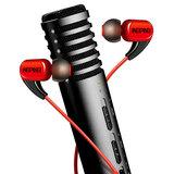 得胜PH105麦克风搭配红豆耳机   手机直播套装(黑色)