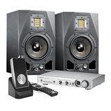 旷世QP2R播放器搭配旷世CMA600i解码器 (深空灰)   发烧级音乐欣赏套装