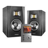 亚当T7V音箱搭配斯巴克N5 DSD硬解MP3    音乐欣赏套装