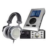 RME Babyface Pro声卡搭配SPL Phonitor Mini耳机放大器  音乐欣赏套装