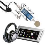 雅马哈UR28M声卡搭配BlueBird SL蓝鸟麦克风 网K套装