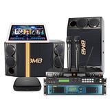 BMB DAP-5000功放搭配BMB CSD-880音箱 KTV套装