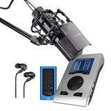 RME Babyface Pro FS声卡搭配得胜PC-K850麦克风   网络K歌套装
