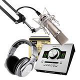 阿波罗TWIN声卡搭配纽曼U87i麦克风 录音套装