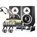 RME Fireface UFX II录音声卡搭配纽曼U87麦克风 录音套装