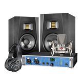 RME Fireface UCX声卡搭配纽曼TLM 102麦克风   专业录音套装