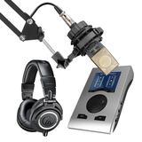 RME Babyface Pro FS声卡搭配爱科技C414XLII麦克风   大神级录音套装