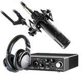 Steinberg/YAMAHA 雅马哈UR 22C声卡搭配sE ELECTRONICS se2200 麦克风 专业个人录音配音设备套装