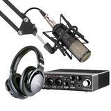 Steinberg/YAMAHA 雅马哈UR22c声卡搭配AKG P420麦克风 录音套装