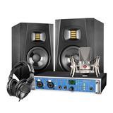 RME Fireface UCX声卡搭配诺音曼TLM 102麦克风   专业录音套装