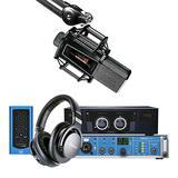 RME Fireface UCX 声卡搭配莱维特LCT 940麦克风    网络直播套装