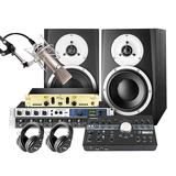 RME Fireface UFX II录音声卡搭配诺音曼U87麦克风 录音套装