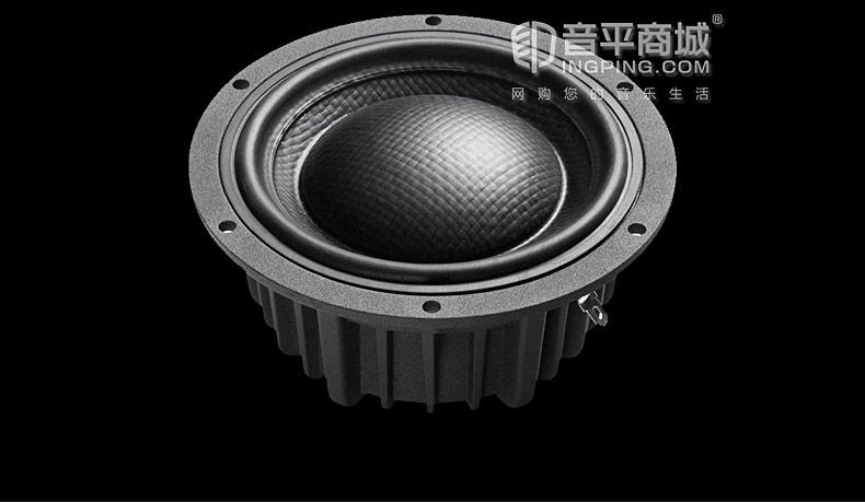 亚当(ADAM) S3H 双7寸低音录音棚三分频中场有源监听音箱(只)