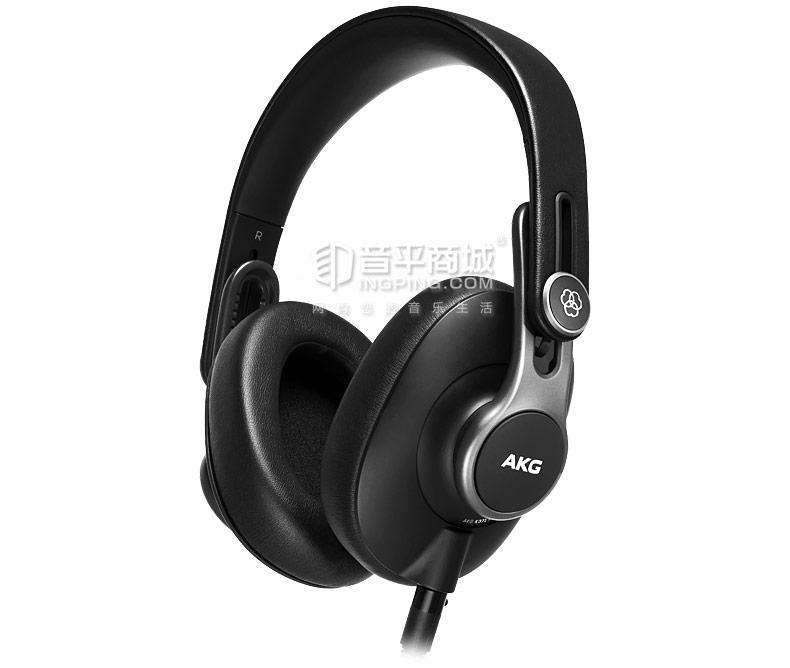 爱科技(AKG) K371 头戴式耳机 专业封闭式录音监听 发烧保真耳机