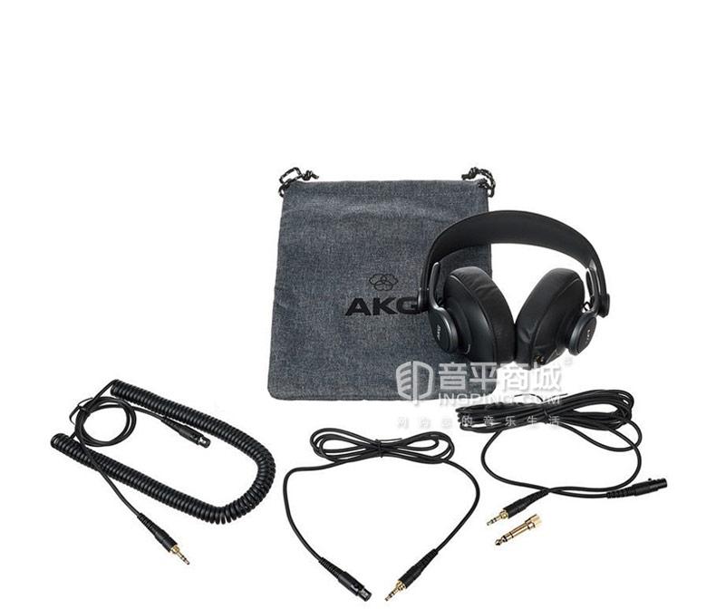 爱科技(AKG) K361 头戴式耳机 专业封闭式录音监听 发烧保真耳机