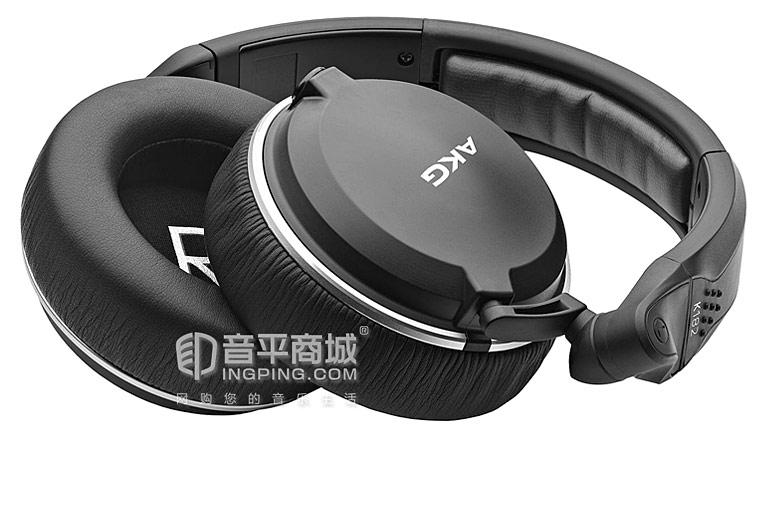 AKG K182监听耳机介绍