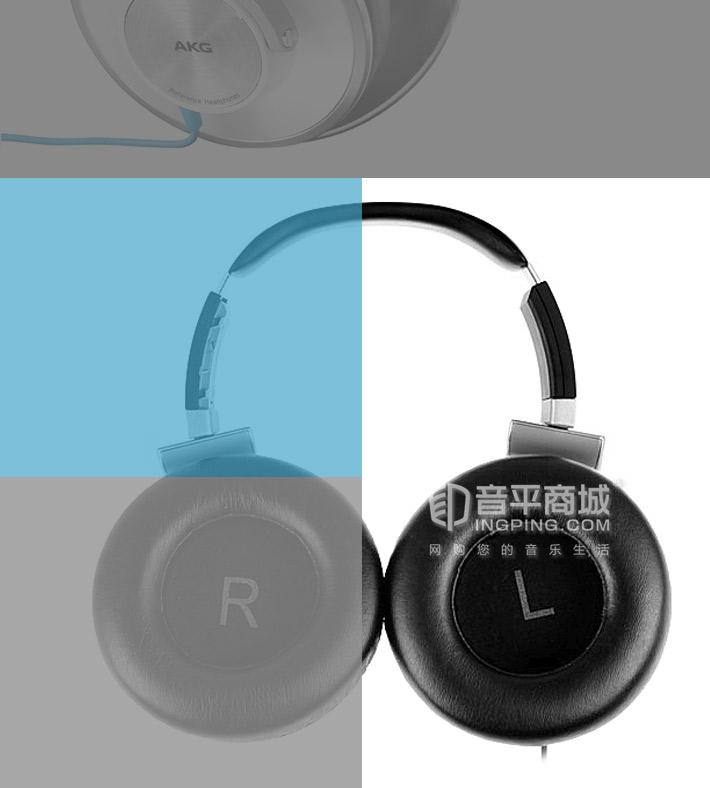爱科技(AKG) K551 头戴封闭式耳机(白色)