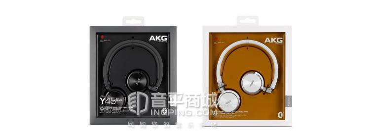 AKG Y45BT 蓝牙耳机包装
