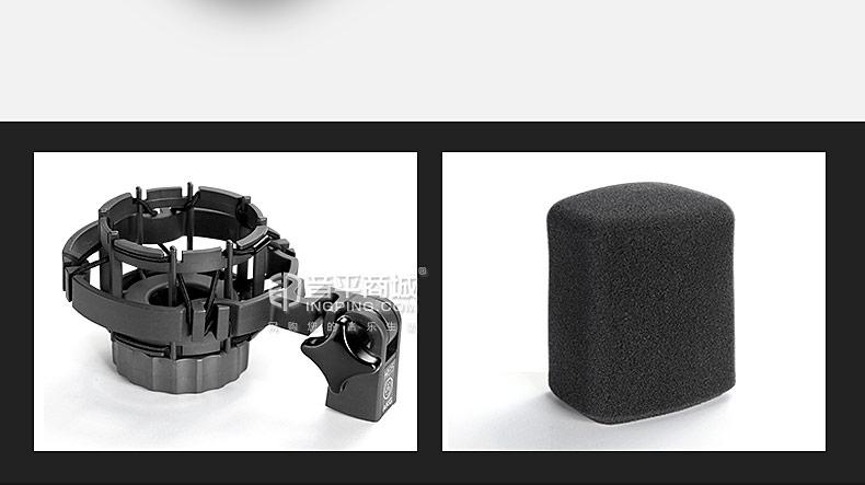 爱科技(AKG) C214 电容式专业录音麦克风