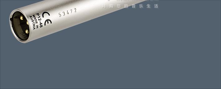 C451B 电容式打击乐器录音麦克风