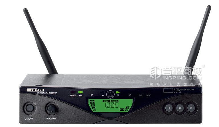 SR470无线固定接收机