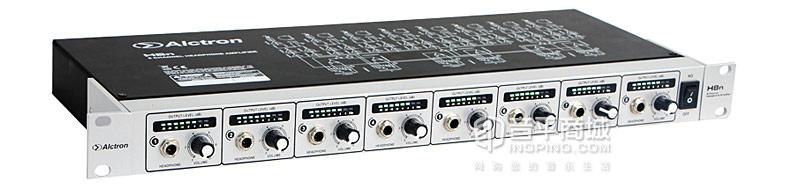 爱克创(Alctron) H8N 八路录音室专业级耳机放大分配器