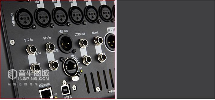 Allen&Heath Qu-16 专业音频数字调音台 前置放大器