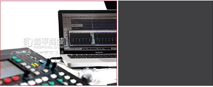 Qu-24 专业音频数字调音台
