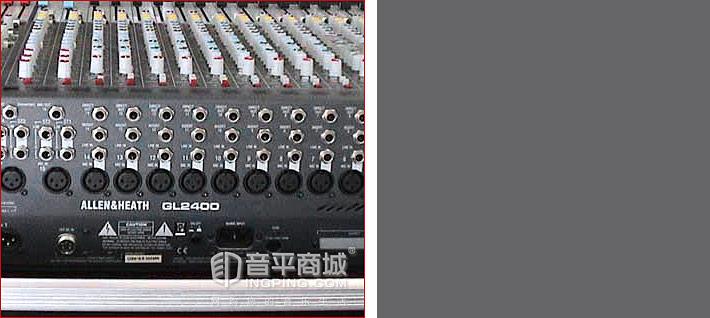 GL2400-416 16路大型调音台 4编组演出调音台