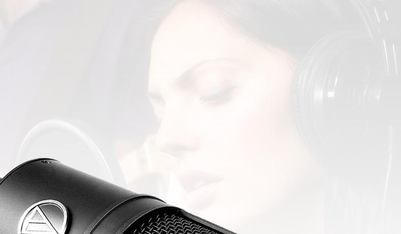 铁三角(Audio-technica) AT4040 电容式录音麦克风
