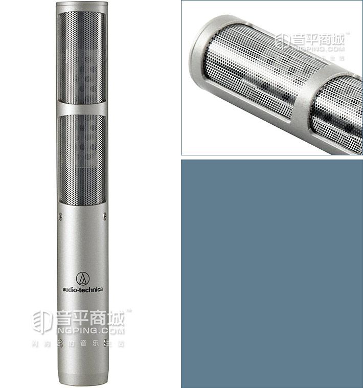铁三角AT4081 铝带录音话筒 主要特点