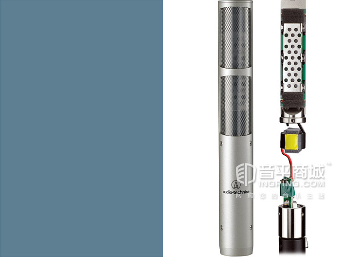 铁三角AT4081 铝带录音话筒 技术参数
